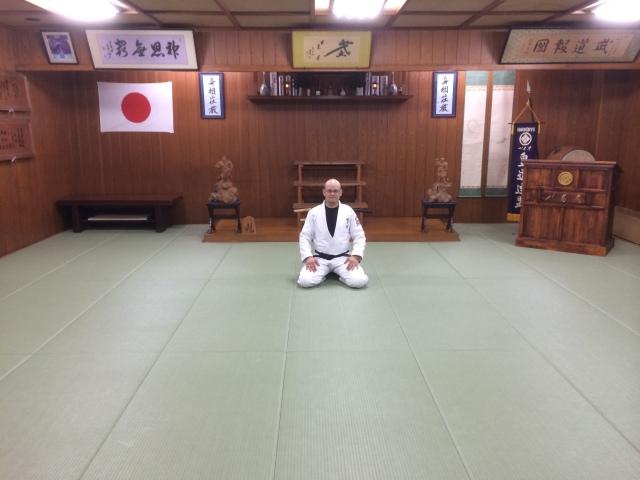 Hakkoryu Jujutsu So-honbu