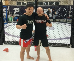 Purebred - the home of Shooto in Japan