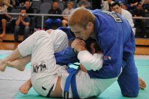 BJJ champion Kane Gehling